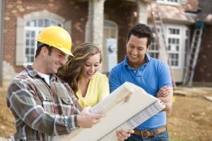 Contrate a especialistas si va a remodelar su casa.