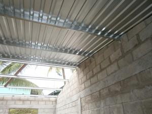 Instalación de techo nuevo - Mr. Fix It