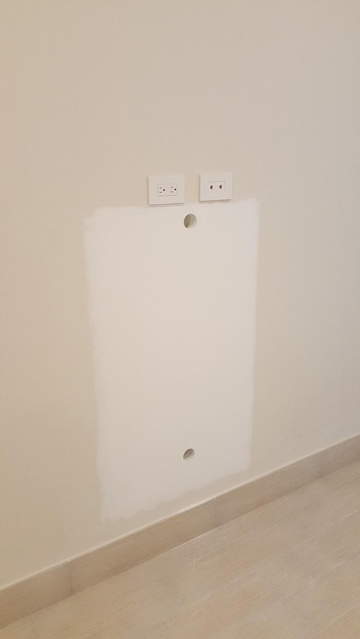 Una forma original de ocultar sus cables en casa