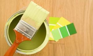 ¿Qué pintura requiere cada área de su casa?