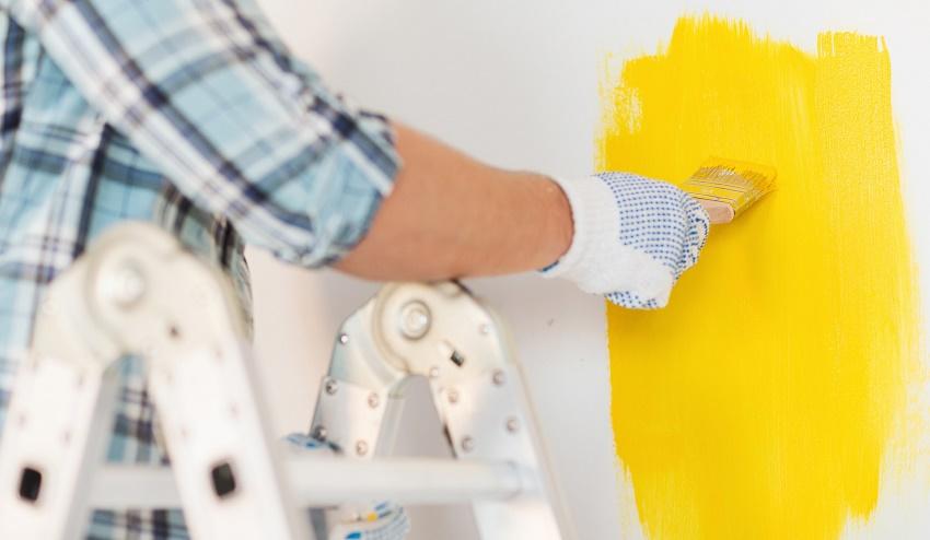 6 problemas al pintar paredes y cómo solucionarlos